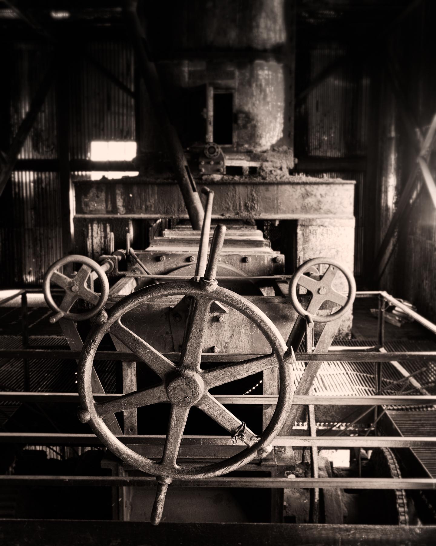 Nobody At the Wheel, Nordegg