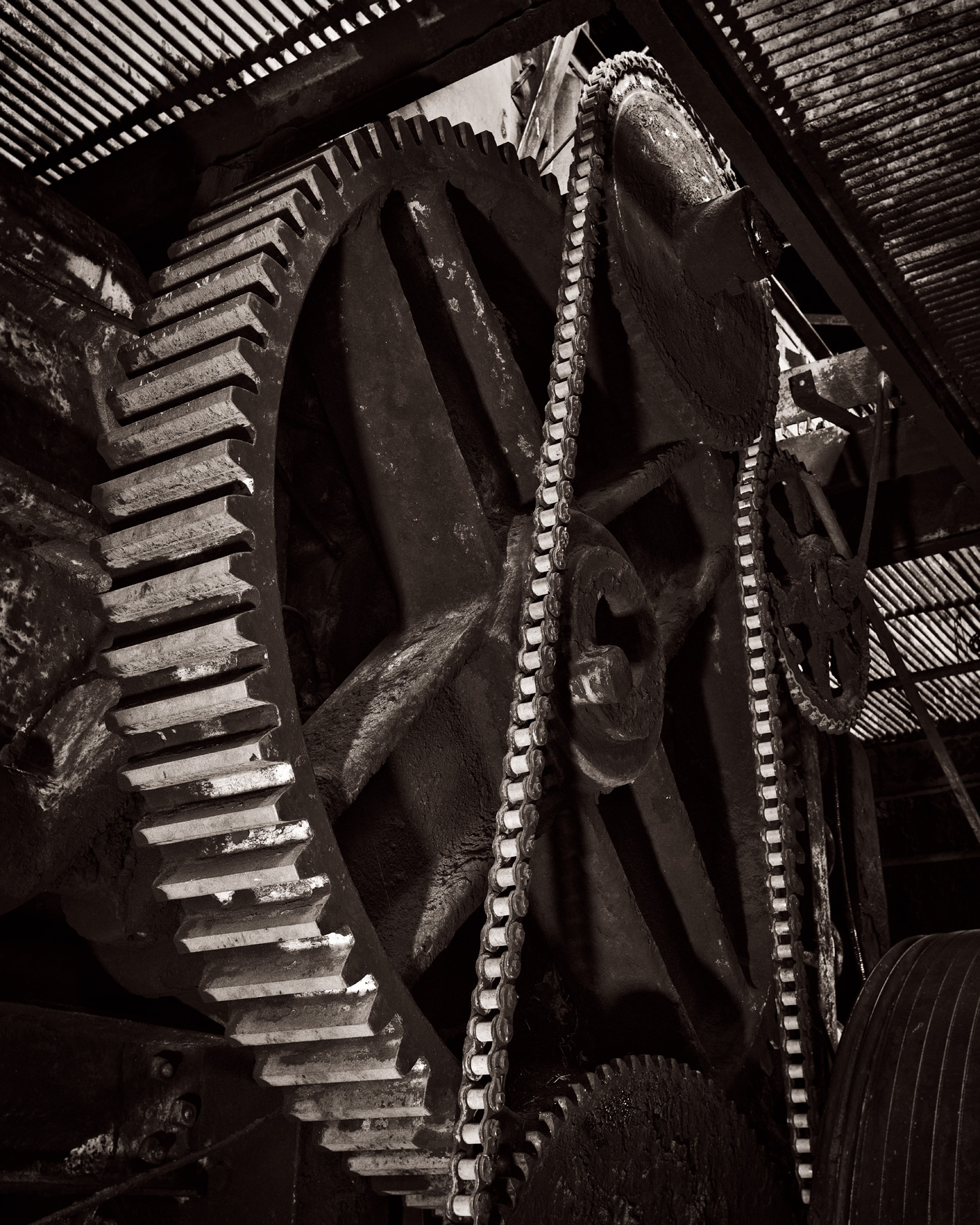 Chaining Gears, Nordegg